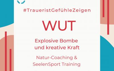 WUT – EXPLOSIVE BOMBE UND KREATIVE KRAFT